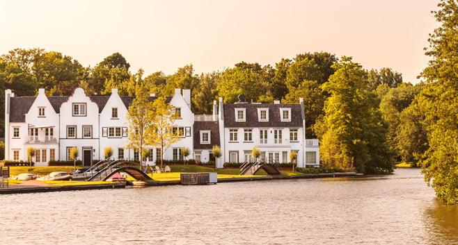 Nederland telt ruim 84000 miljoenenwoningen