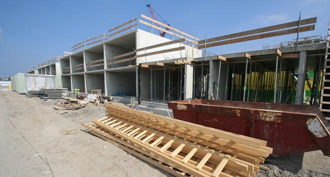Versnippering op de bouwplaats moet bedrijfsongevallen tegengaan