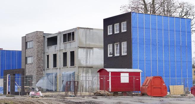 Extra woningen in Gelderland door splitsing van bestaande huizen