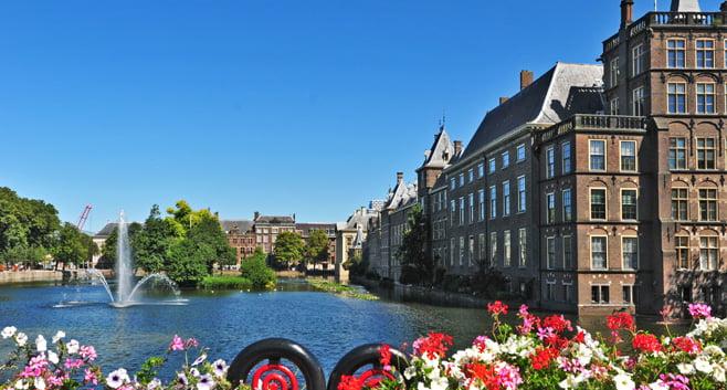 In ruil voor ruim 5 jaar een bouwput krijgt Den Haag een heuse slotgracht