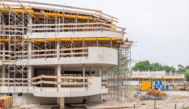 Opdrachtgevers spelen een belangrijke rol bij het beperken van ongelukken in de bouw
