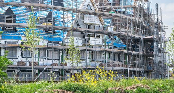 Renswoude geeft het goede voorbeeld met nieuwbouw van woningen