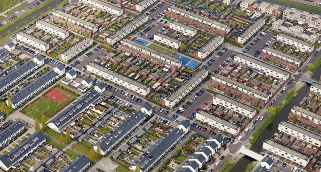 Rijksbouwmeester geen nieuwe Vinex wijken maar bouwen binnen het stedelijk gebied