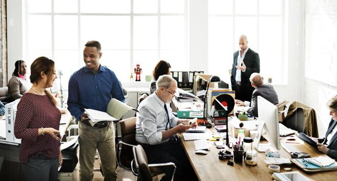 Veel bedrijven willen hun personeel weer terug op kantoor na corona