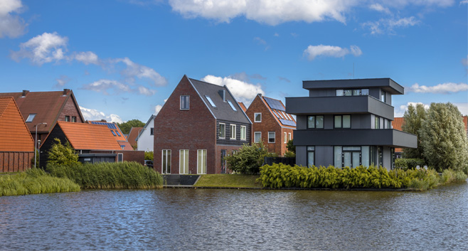 Hoe lang houdt de bubbel van torenhoge huizenprijzen in Nederland nog stand