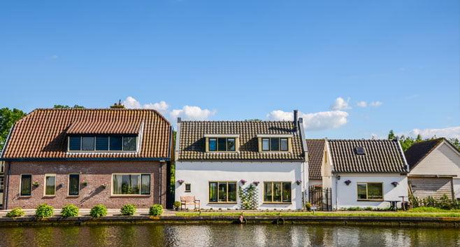 Een huis kopen in Nederland opnieuw fors duurder in tweede kwartaal 2021