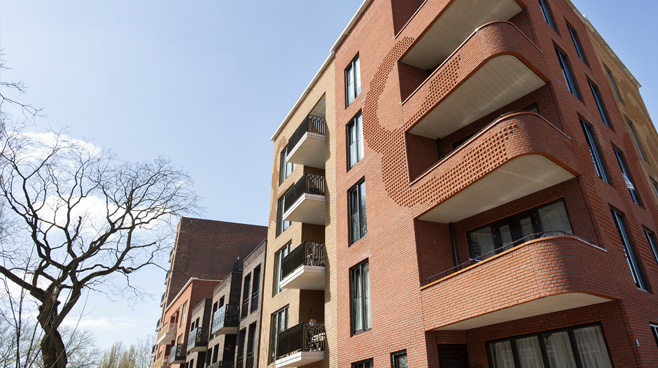 Einde lijkt in zicht voor forse stijgingen van huurprijzen voor woningen