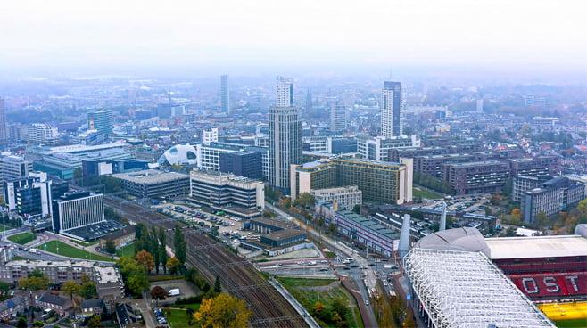 Investeerder Oaktree Capital koopt de High Tech Campus Eindhoven