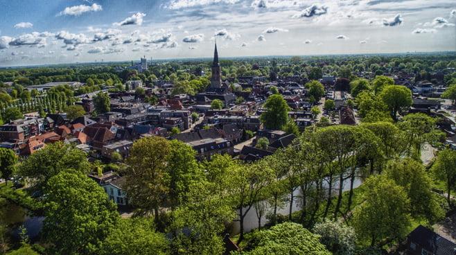 Krachtgroen, een initiatief om de stad groener te maken