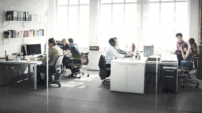 Silicon Valley staat voor een ommezwaai als het gaat om werken op kantoor