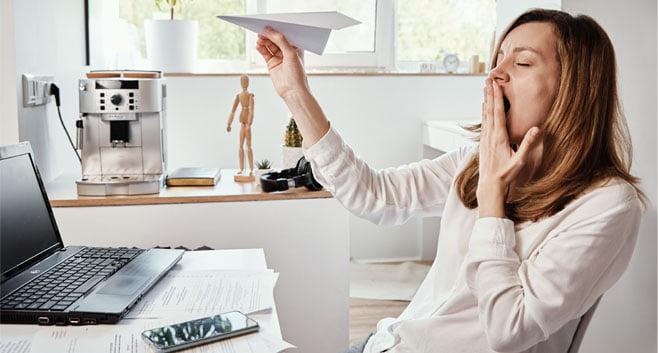 Uitstelgedrag is de doodsteek voor je plannen, zowel thuis als op het werk