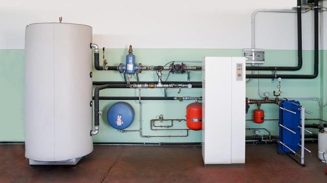 Warmtepompen kunnen bouwprojecten hinderen door geluidsoverlast
