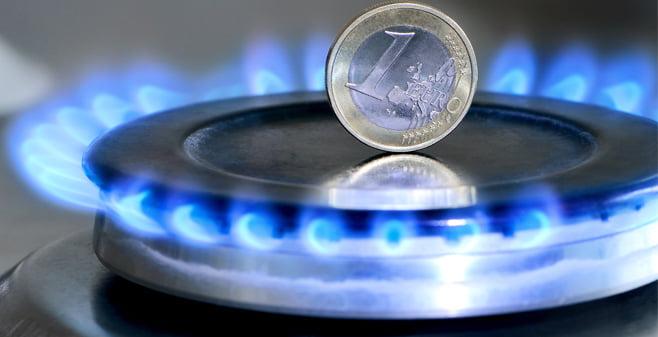 De prijs van aardgas stijgt naar recordhoogte