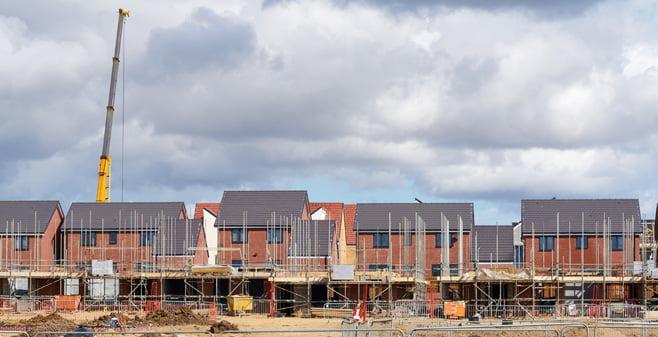 Financiële problemen bij afbouwverzekeraar leiden tot problemen bij woningbouw