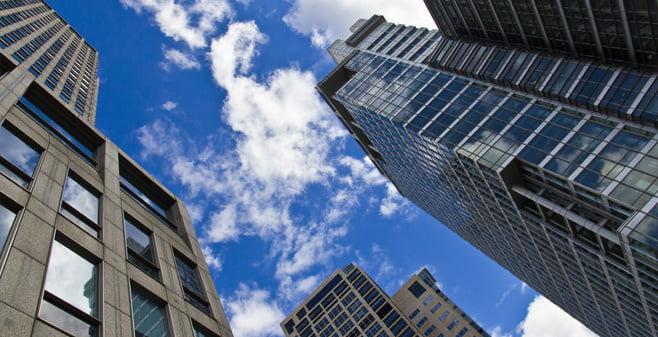 Pas op de plaats voor de bouw van kantoorvastgoed vanwege meer thuiswerken